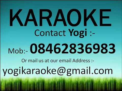 Tujhe Naa Dekhun To Chain Rang Holi Special Karaoke by Yogi