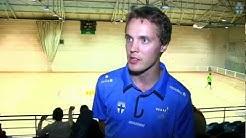 Futsalmaajoukkue Jukka Kytölä haastattelu