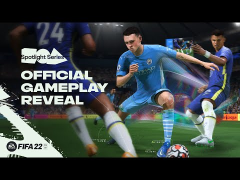 FIFA 22   Official Gameplay Reveal   EA Play Spotlight