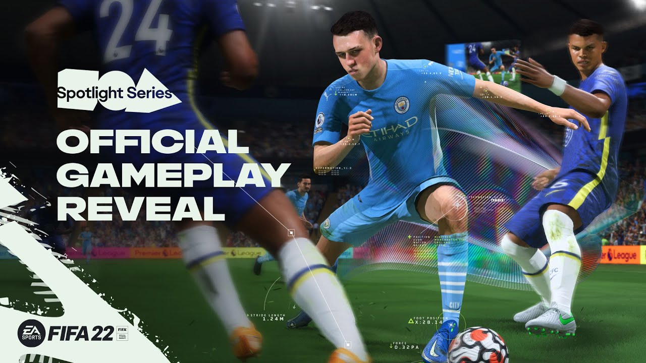 Download FIFA 22 | Official Gameplay Reveal | EA Play Spotlight