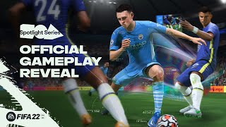 FIFA 22 | Official Gameplay Reveal | EA Play Spotlight