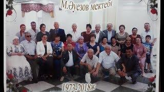 Встреча  одноклассников  спустя  45 лет. г. Жанатас. 3  часть