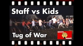 Staff vs Kids Tug of War @ Temple Brigades Joint Camp 2005 (13th Bromley BB/ 1st St Mary Cray GB)