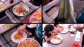 INDIAN MOM BUSY MORNING ROUTINE | Making Indian Breakfast | Mooli Paratha | Indian youtuber Neelam
