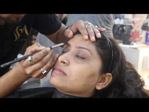 Hd Makeup tutorial by Sam Salmani Makeovers