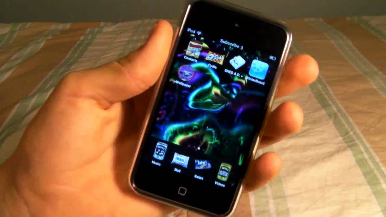 How To Get Video Wallpaper On Iphone Ipod Touch 421 41 402 401 40 313