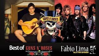 Guns `N Roses - Quase Dois #7 - Fabio Lima & Gui Toledo