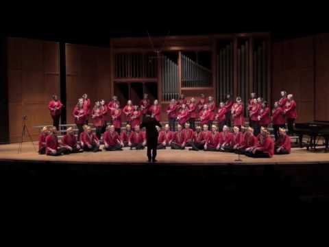 Janger - Traditional Balinese, arr. by Yohanes - Florida State University Singers