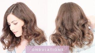 Ondulations faciles avec le sèche-cheveux Thumbnail