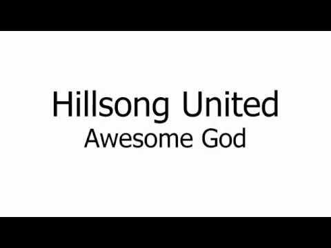 Hillsong United – Awesome God (Music Sheets, Chords, & Lyrics)