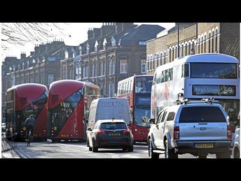 Sadiq khan's t-charge is an unfair tax on london's poorest motorists