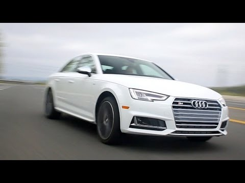 2018 Audi S4 - Inside Look