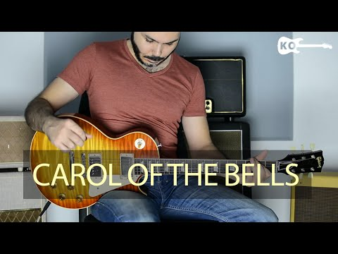 Carol Of the Bells - Electric Guitar Cover by Kfir Ochaion
