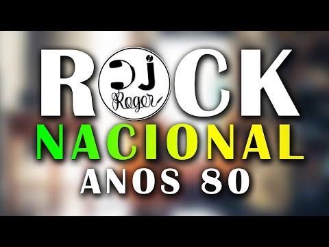 COLETÂNEA ROCK NACIONAL ANOS 80 | Renato Russo, Titãs, RPM e MUITO +