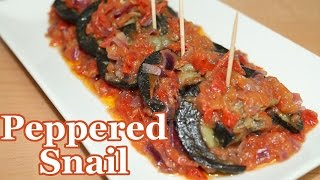 Peppered Snails