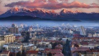 Любляна. Путешествие и экскурсии по Европе.(, 2014-05-04T16:42:28.000Z)