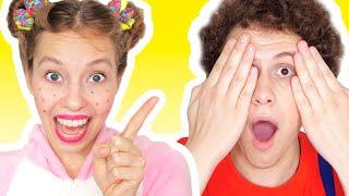 Peek A Boo Song | 동요와 아이 노래 | 어린이 교육