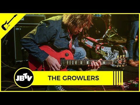 The Growlers - Naked Kids | Live @ JBTV