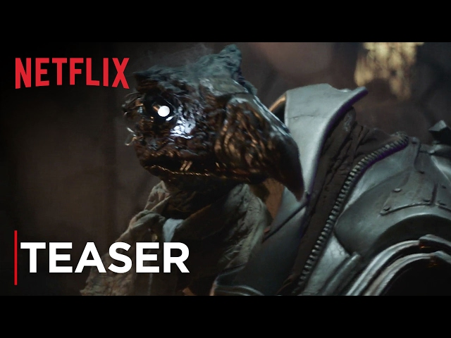 Netflix presenta el teaser de The dark crystal: age of resistance