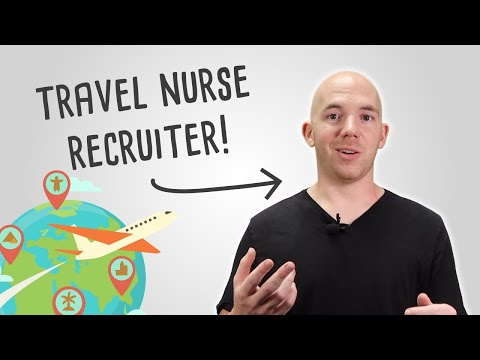 Nurse Recruiter Tells All! | How To Get Started As A Travel Nurse