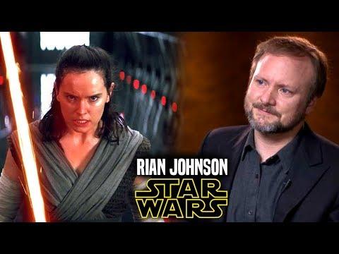 Star Wars! Rian Johnson Enjoys Fan Criticism & More! (Star Wars News)