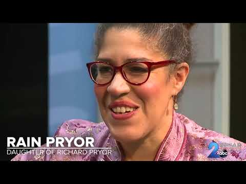 See an extended Interview with Rain Pryor