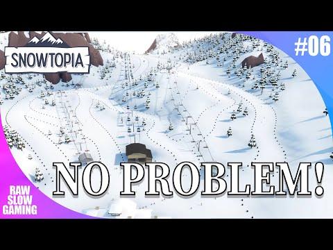 Rework already! Gamechanger! - EP6    SnowTopia: Ski Resort Tycoon   Wavy Valley   Early Access  