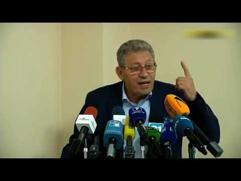 Mihai Ghimpu despre arestarea lui Dorin Chirtoacă şi altor membri PL