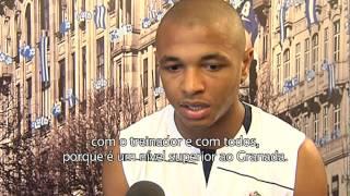 Futebol: Brahimi (entrevista ao Porto Canal, 23/07/2014)