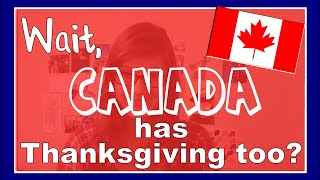 My Thoughts on Canadian Thanksgiving