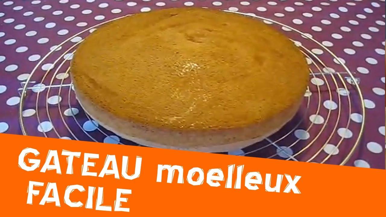 Gateau au beurre moelleux youtube - Gateau au yaourt hyper moelleux ...