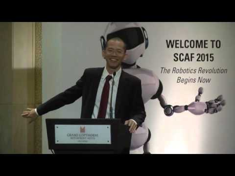 Supply Chain Asia Forum 2015: Keynote 1 by Mr Peter Ho