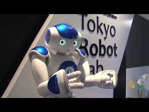 هذا الصباح-روبوتات للإيجار باليابان ومختلف المجالات  - نشر قبل 11 دقيقة