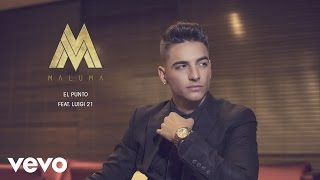 Maluma - El Punto (Cover Audio)