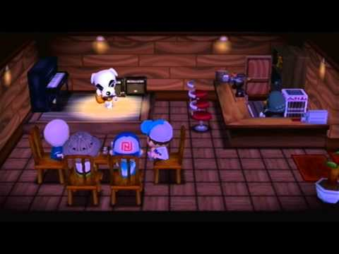 Totaka's Song in Animal Crossing and Animal Crossing: City Folk