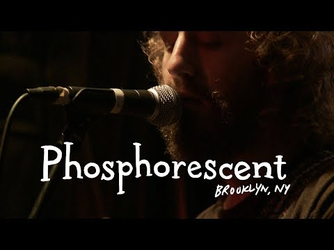 We Have Signal: Phosphorescent