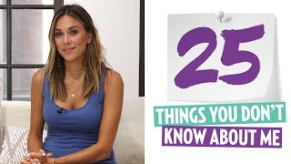 25 Things with Jana Kramer