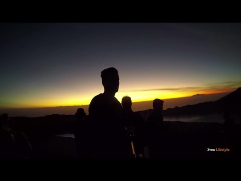 BACKPACKING SOUTHEAST ASIA: BEST SUNRISE