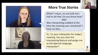 Tools for Interpreters Webinar Series 1: Help, We Need RSI—Now What?!