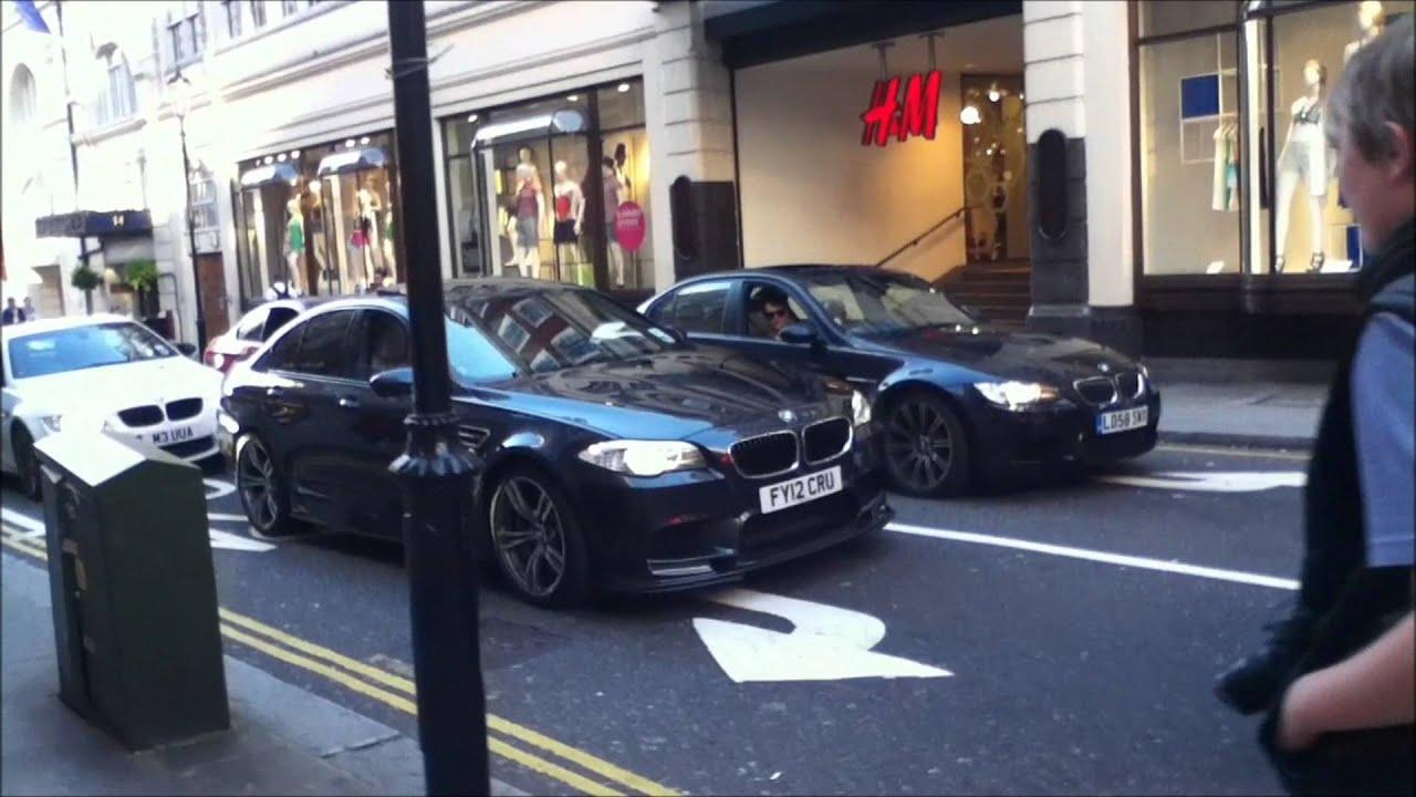 Savannah Bmw M6 >> REV BATTLE!! BMW F10 M5, M3 (X3) Eisenmann Exhausts HUGE SOUNDS!! | FunnyCat.TV