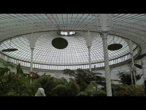 GLASGOW - Botanic Gardens. Interni