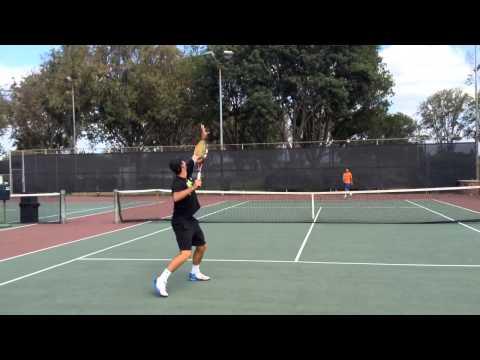 Hitting with Dennis Novikov Part 6