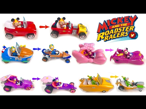 Disneys Mickey and the Roadster Racers Toys Mickey Mouse Clubhouse