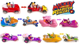 Disney's Mickey and the Roadster Racers Toys Mickey Mouse Clubhouse