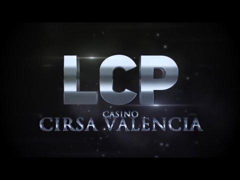 Mesa Final Main Event LCP en Casino Cirsa Valencia