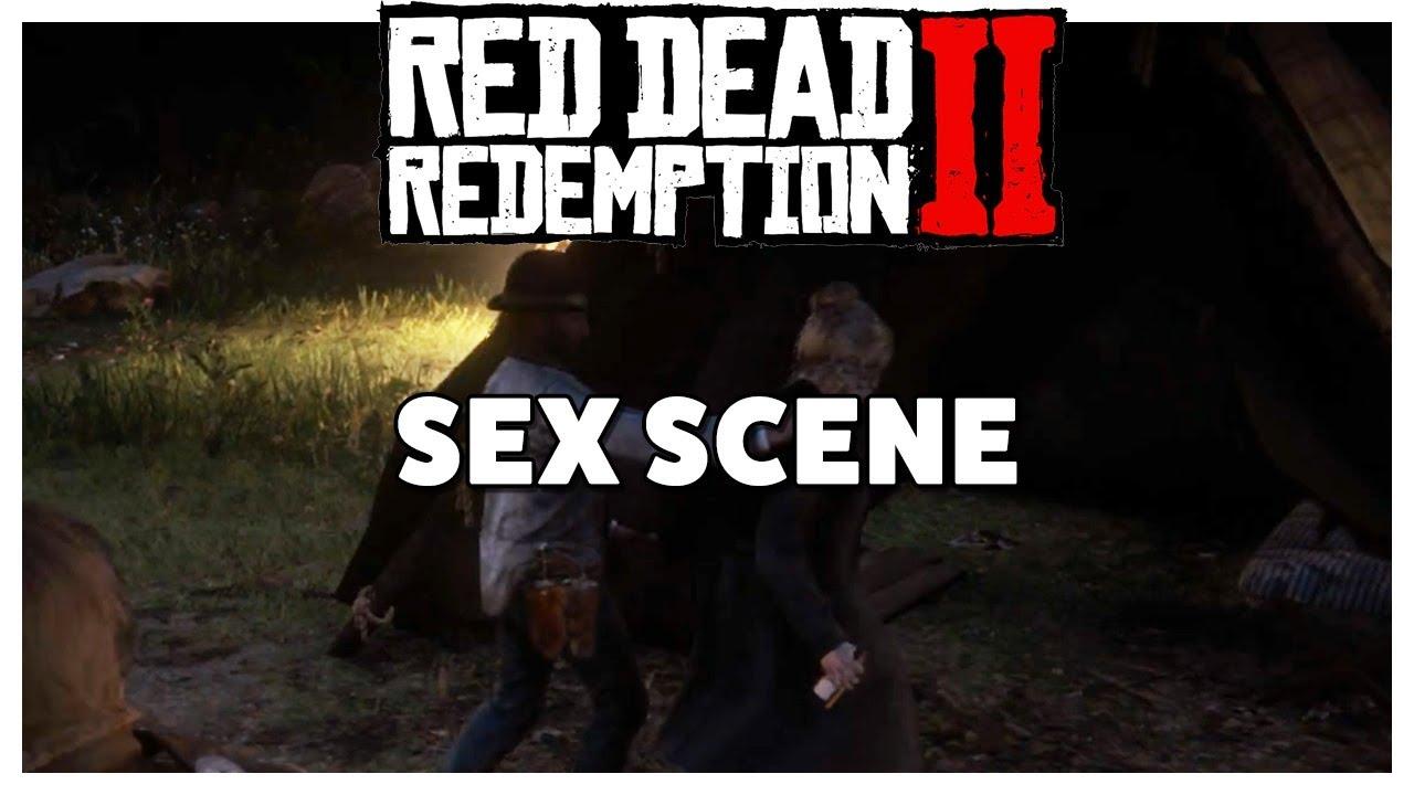 red dead redemption sex seen vid