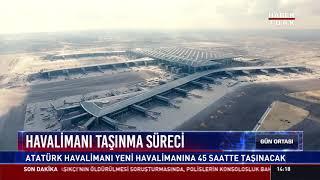 Havalimanı taşınma süreci