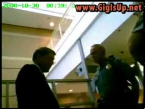 Hidden Video  Constitutional Lawyer Refuses Body Scanner at Federal Courthouse