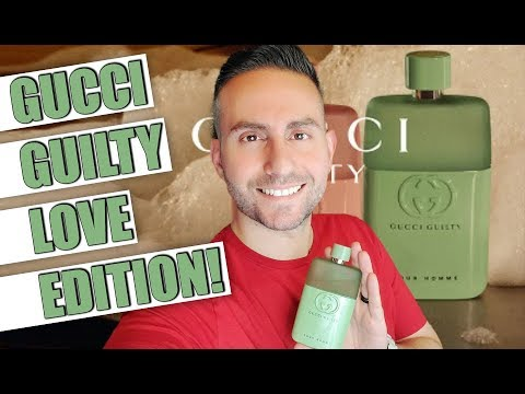 Gucci Guilty Love Edition Fragrance / Cologne Review
