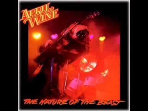 April Wine - Wanna Rock (lyrics)